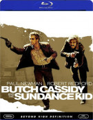 Butch Cassidy & The Sundance Kid Blu-ray