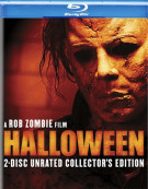 Halloween: 2 Disc Unrated Collectors Edition Blu-ray