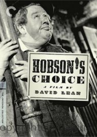 Hobsons Choice: The Criterion Collection Movie