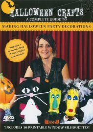 Halloween Crafts: Making Halloween Party Decorations Movie