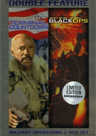 Terminal Countdown / Black Ops (Double Feature Steelbook) Movie