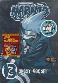 Naruto: Volume 13 - Box Set Movie