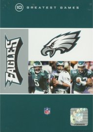 NFL Greatest Games Series: Philadelphia Eagles 10 Greatest Games Movie