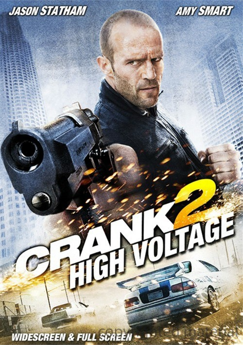 Crank 2: High Voltage Movie