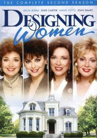 Designing Women: The Complete Second Season Movie