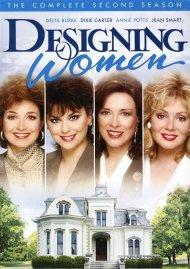 Designing Women: The Complete Second Season Movie