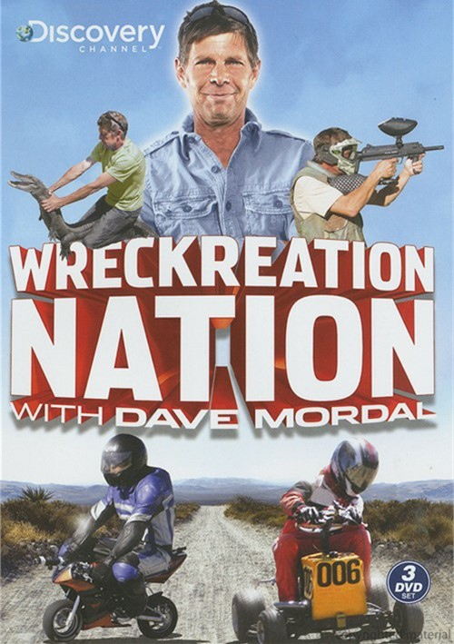 Wreckreation Nation: Season 1 Movie