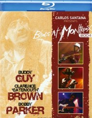 Carlos Santana Presents Blues At Montreux 2004 Blu-ray