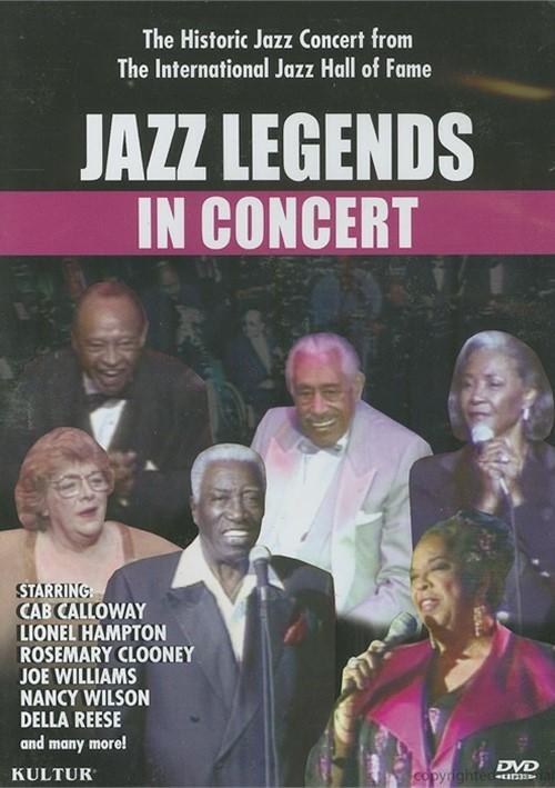 Jazz Legends In Concert Movie