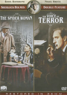 Spider Woman, The / The Voice Of Terror (Sherlock Holmes Double Feature) Movie