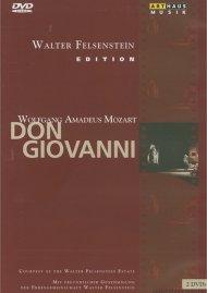 Walter Felsenstein Edition: Mozart - Don Giovanni Movie