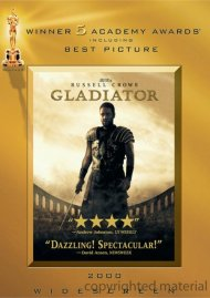 Gladiator (Academy Awards O-Sleeve) Movie