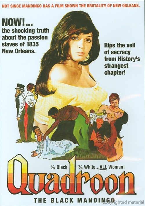 Quadroon: The Black Mandingo Movie