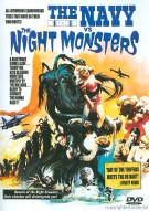 Navy Vs. The Night Monsters Movie