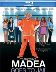 Madea Goes To Jail Blu-ray