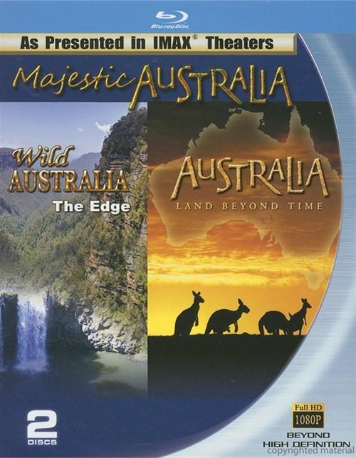 Majestic Australia Blu-ray