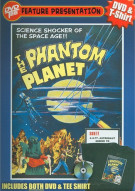 Phantom Planet DVDTee (XLarge) Movie