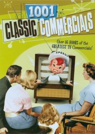 1001 Classic Commercials (Collectors Tin) Movie