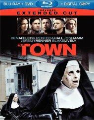 Town, The: Extended Cut (Blu-ray + DVD + Digital Copy) Blu-ray