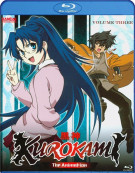 Kurokami: The Animation - Volume 3 Blu-ray