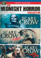Scarecrow Triple Feature Movie