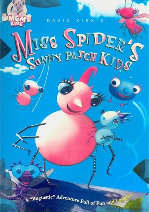 Miss Spiders Sunny Patch Kids Movie