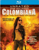 Colombiana: Unrated Blu-ray