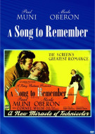 Song To Remember, A Movie