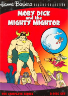 Moby Dick And The Mighty Mightor: The Complete Series Movie