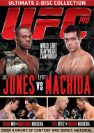 UFC 140: Jones Vs. Machida Movie
