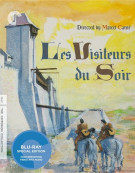 Les Visiteurs Du Soir: The Criterion Collection Blu-ray