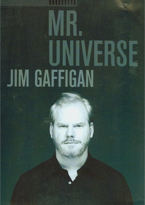 Jim Gaffigan: Mr. Universe Movie