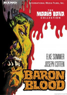 Baron Blood: Remastered Edition Movie