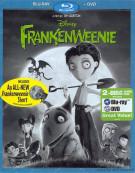 Frankenweenie (Blu-ray + DVD Combo) Blu-ray