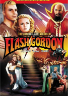 Complete Adventures Of Flash Gordon, The Movie