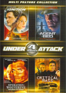 4 Film Pack: Under Attack Movie