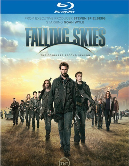 Falling Skies: The Complete Second Season (Blu-ray + Ultraviolet) Blu-ray