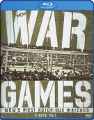 WWE: Best Of War Game Blu-ray
