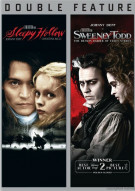 Sweeney Todd /y Hollow (Double Feature) Movie