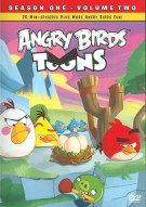 Angry Birds Toons: Season One - Volume Two Movie