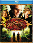 Lemony Snickets A Series Of Unfortunate Events Blu-ray