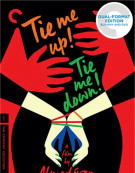 Tie Me Up! Tie Me Down!: The Criterion Collection (Blu-ray + DVD Combo) Blu-ray