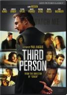 Third Person Movie