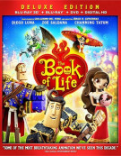 Book Of Life, The (Blu-ray 3D + Blu-ray + DVD + UltraViolet) Blu-ray