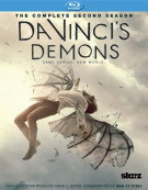 Da Vincis Demons: The Complete Second Season Blu-ray