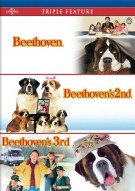 Beethoven / Beethovens 2nd / Beethovens 3rd Movie