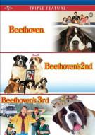 Beethoven / Beethovens 2nd / Beethovens 3rd Movie
