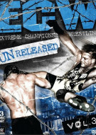 WWE: ECW Unreleased - Volume Three Movie