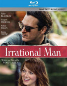 Irrational Man (Bluray + UltraViolet) Blu-ray