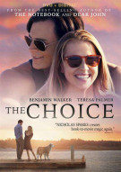 Choice, The (DVD + UltraViolet) Movie
